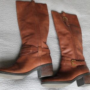 Ralph Lauren Carmel Riding Boots